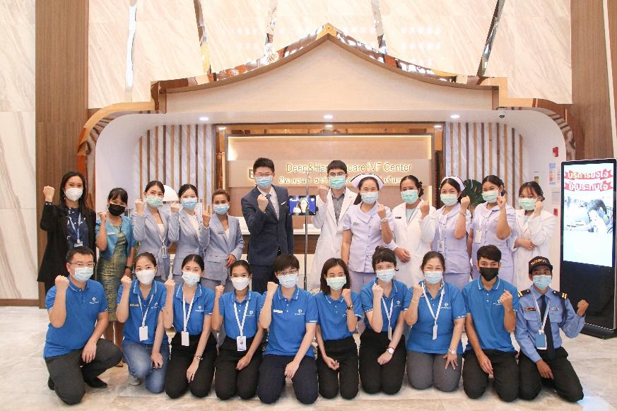 2021年泰国首家!泰国DHC生殖医院高分荣获国际JCI认证!